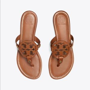 Tory Burch Shoes - Tory Burch Miller Sandals, brown